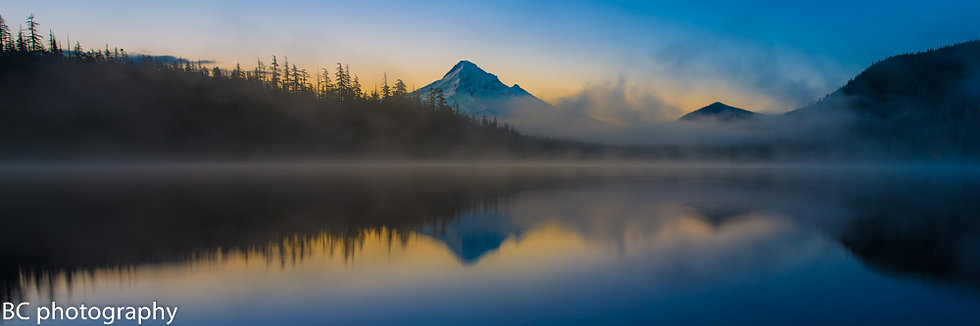 Tranquil Mt Hood