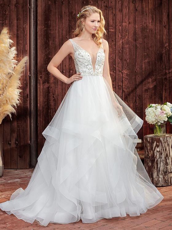 New dress designer at Martels Bridal Boutique