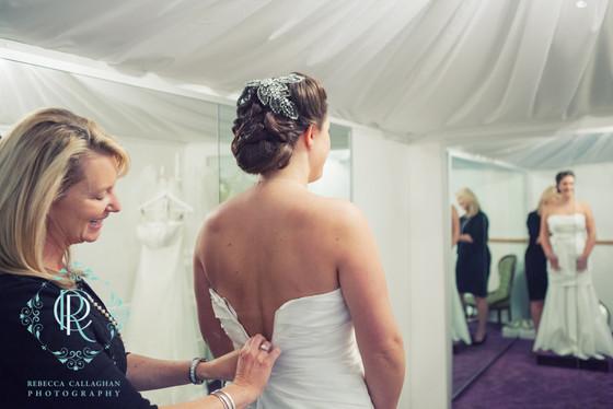 Choosing the perfect wedding dress