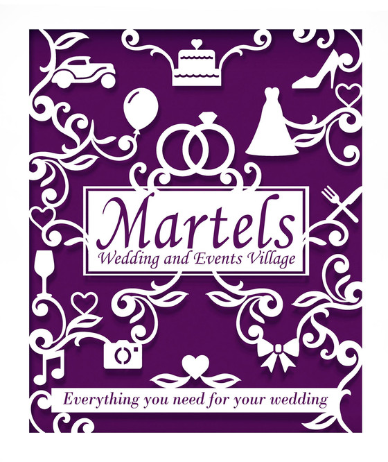 NEW SUPPLIERS @ MARTELS WEDDING & EVENTS VILLAGE