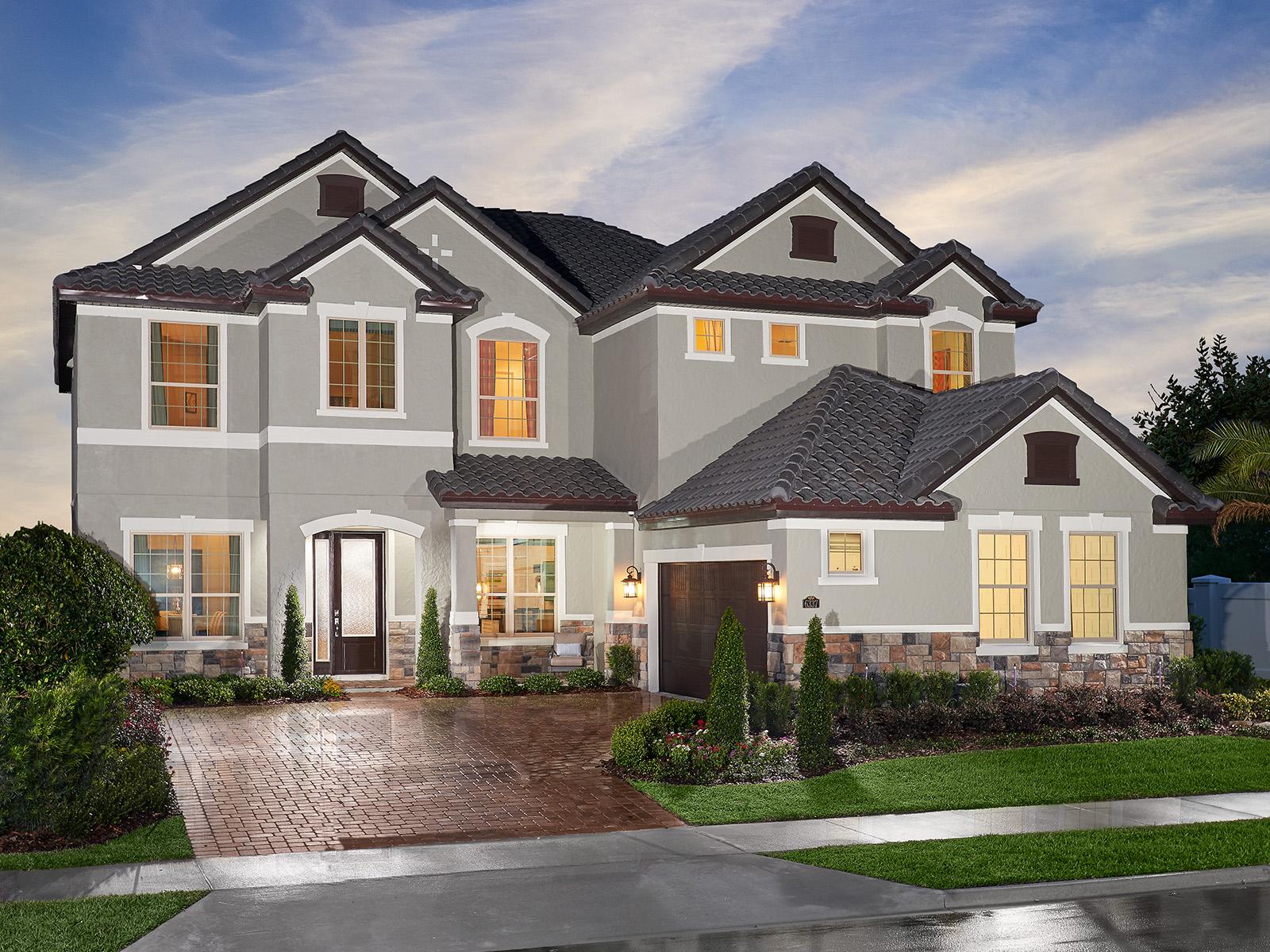 Casas para morar em Orlando-Enclave