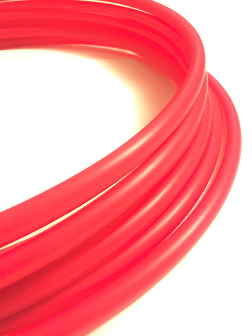 UV Pink Colored Polypro Hoop