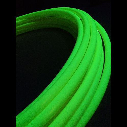 UV Green Colored HDPE Hoop