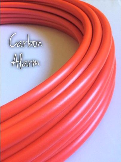 "1/2"" Carbon Alarm Polypro Hoop"