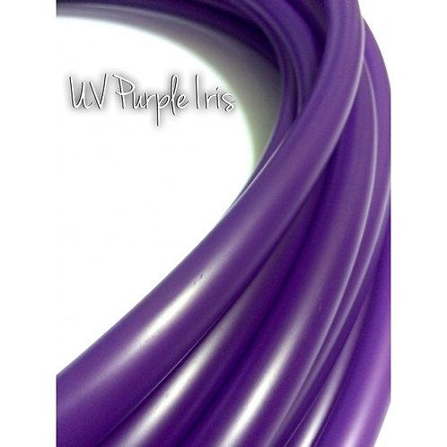 "READY TO SHIP: 22"" 3/4"" Purple Iris Polypro Hoop"