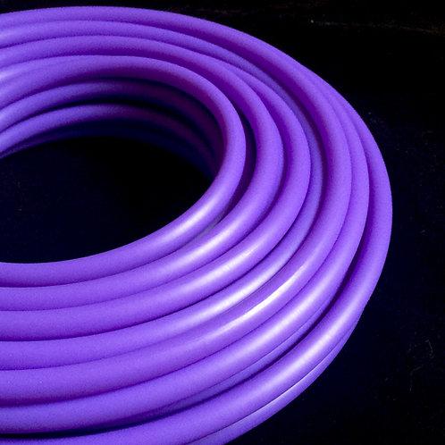 UV Amethyst Purple Colored HDPE Hoop