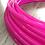 Thumbnail: UV Nuclear Pink Glossy Polypro Hoop