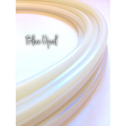 """11/16"""" Blue Opal Polypro Hoop"""