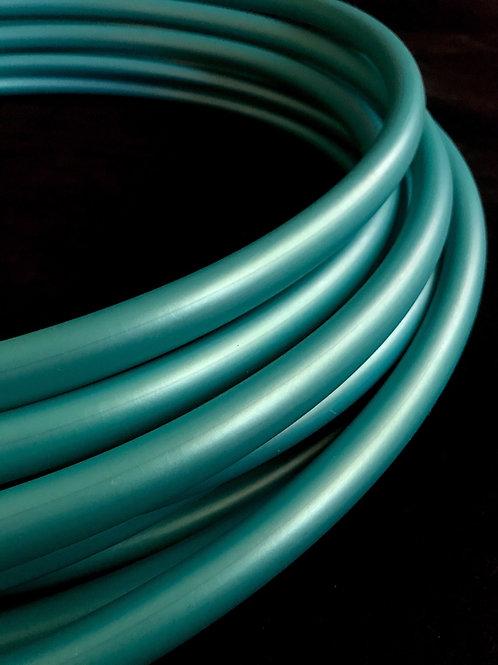 Metallic Teal Colored HDPE Hoop