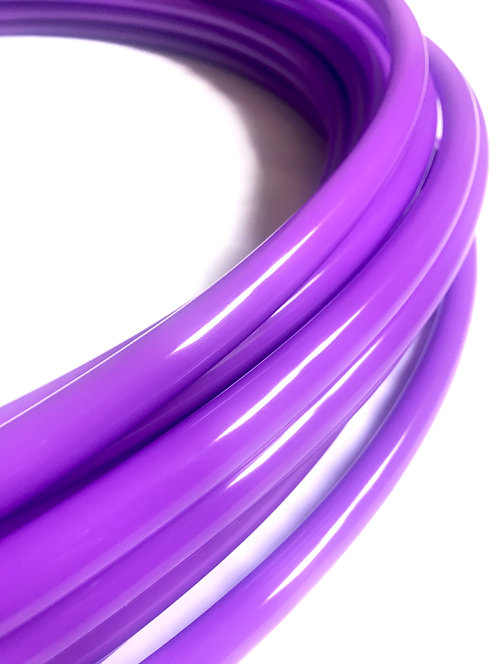 "READY TO SHIP: 23"" 3/4"" Purple Glossy Polypro Hoop"