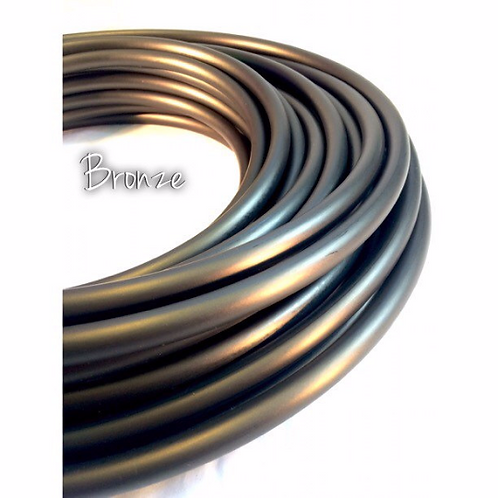 "5/8"" Apollo Bronze Colored HDPE Hoop"