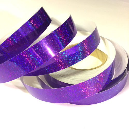 Taped Hoops Dazzle And Sparkle In All Kinds Of Light Metallic Sequin Tapes Glitter With A Color Shifting Iridescent Brilliance