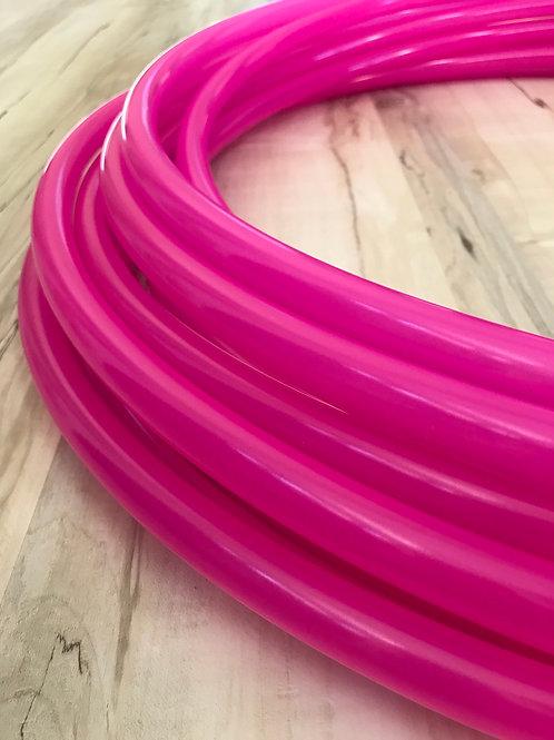 UV Hot Pink Fusion Gloss Polypro Hoop