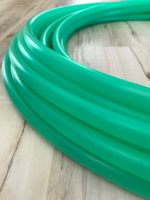 UV Green Calcite Colored Polypro Hoop
