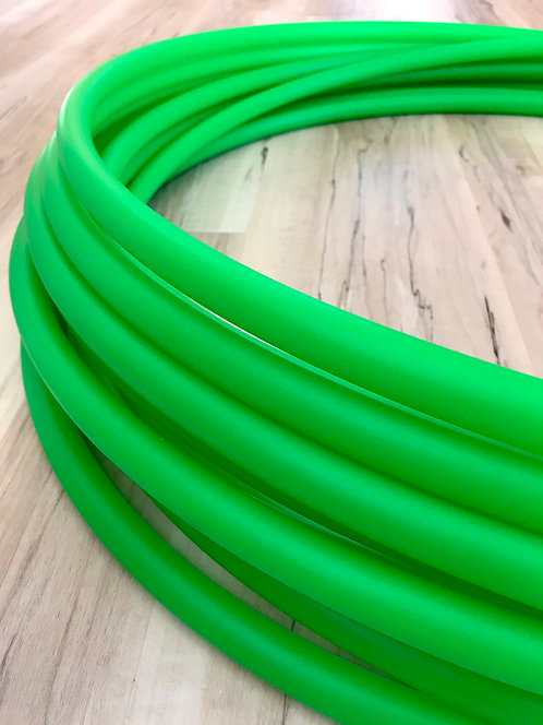 UV Green Colored Polypro Hoop