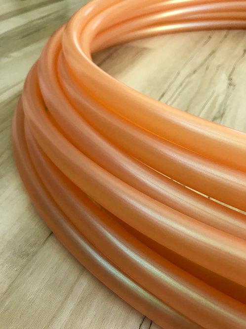 "5/8"" Paloma Peach Colored Polypro Hoop"