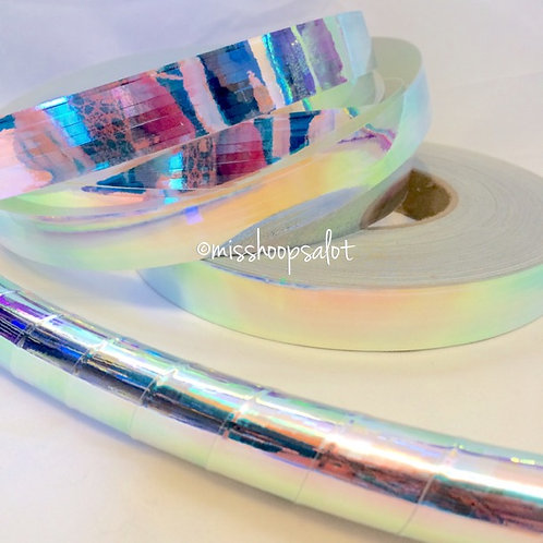 Apollo Color Shifting Taped Hoop