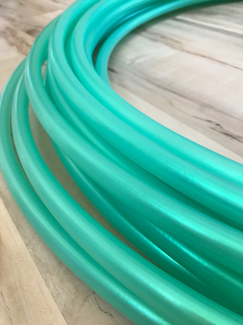 Caribbean Breeze Colored Polypro Hoop