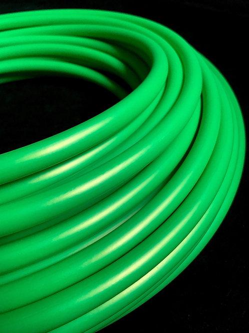 "5/8"" Hummingbird Green Colored HDPE Hoop"