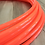 Thumbnail: UV Radioactive Orange Glossy Polypro Hoop