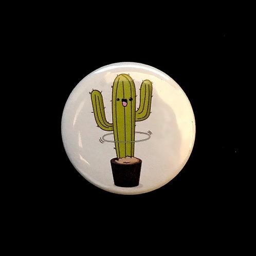 Hoop Buttons/ Hoop Pins
