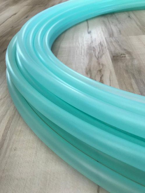 UV Pop Aqua Colored Polypro Hoop