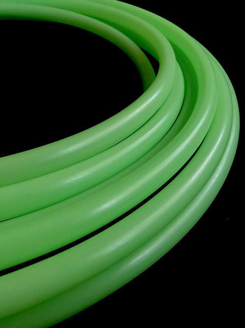 "3/4"" Spring Green Colored HDPE Hoop"