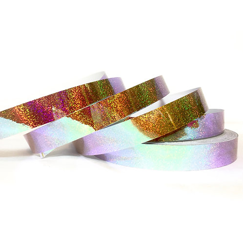 Ignis Color Shifting Sequin Taped Hoop