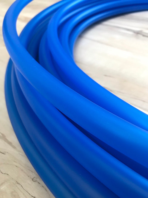 UV Blue Colored Polypro Hoop