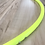 Thumbnail: UV Yellow Colored Polypro Hoop
