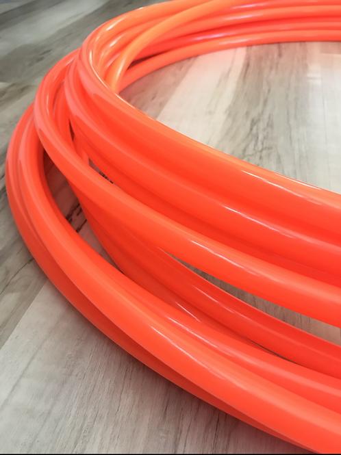 UV Radioactive Orange Glossy Polypro Hoop