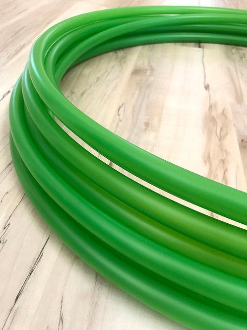 Rainforest Green Colored Polypro Hoop