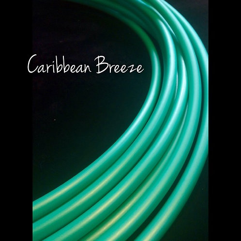 Caribbean Breeze Colored HDPE Hoop