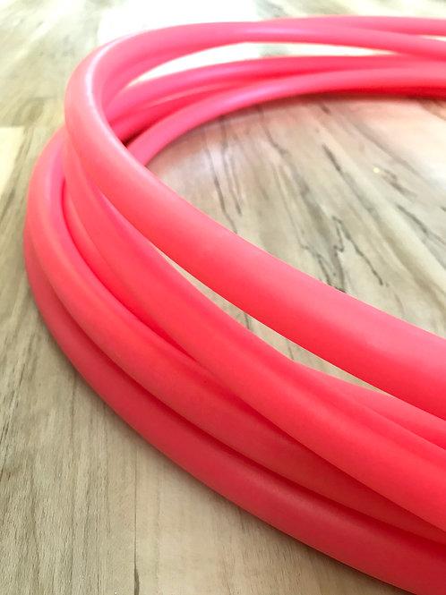 "3/4"" Red Ruby Glow in the Dark Polypro Hoop"