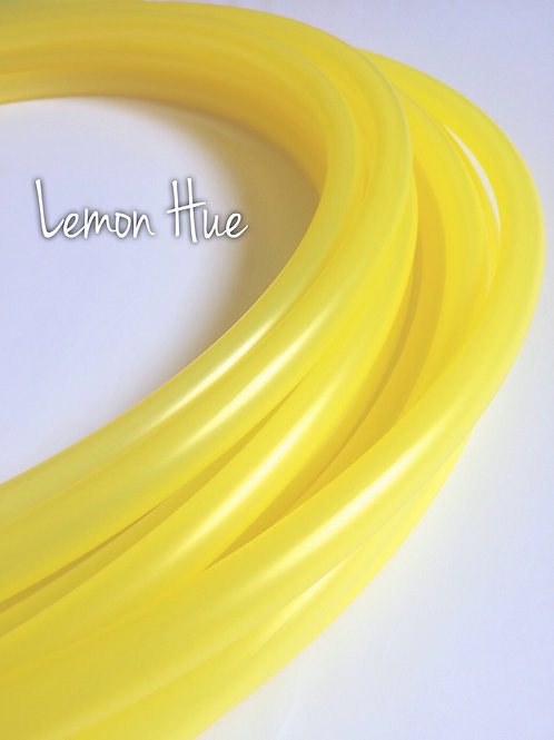 "3/4"" Lemon Colored Polypro Hoop"