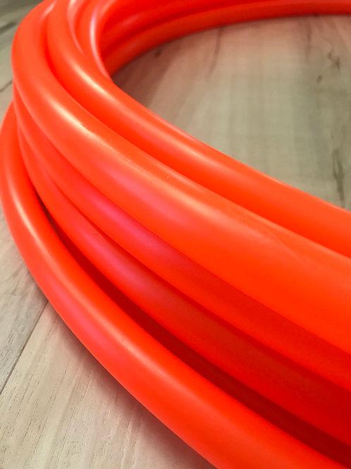 Orange Fluorite Colored Polypro Hoop