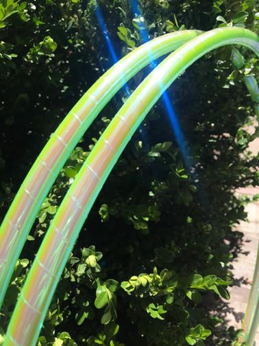 Faerie Magic Taped Hoop