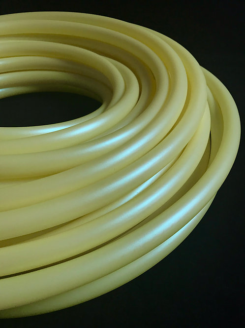 """3/4"""" Lemon Lime Colored HDPE Hoop"""