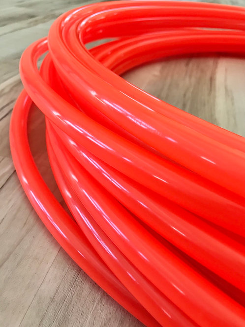 UV Liquid Orange Fusion Gloss Polypro Hoop