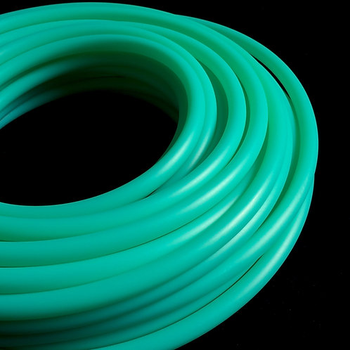 UV Green Calcite Colored HDPE Hoop