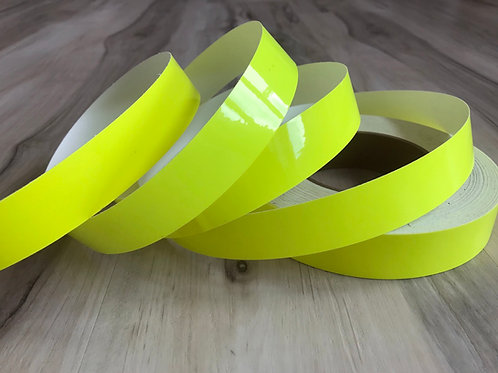 UV Yellow Gloss Taped Hoop