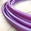 Thumbnail: Tanzanite Colored Polypro Hoop