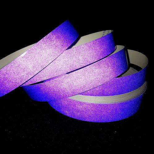 Purple Reflective Taped Hoop