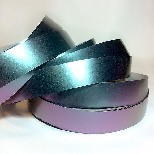 Purple Chameleon Color Shifting Taped Hoop