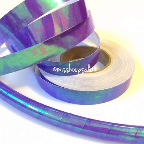 Ether Color Shifting Taped Hoop