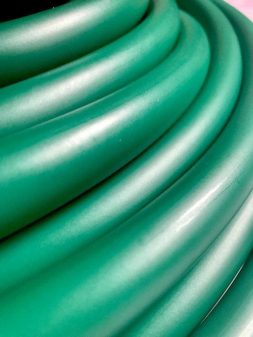 """3/4"""" Metallic Jade Colored HDPE Hoop"""