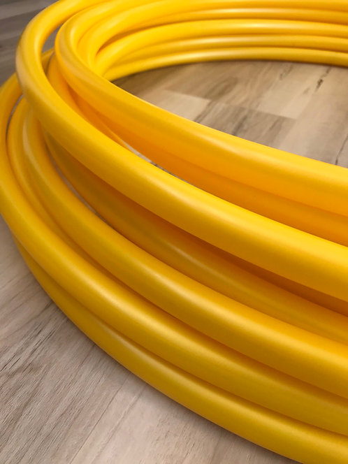 Sunflower Yellow Colored Polypro Hoop