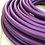 "Thumbnail: 3/4"" Eggplant Colored HDPE Hoop"