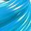 Thumbnail: UV Aquamarine Polypro Hoop