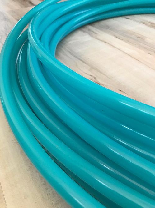 """1/2"""" UV Aqua Seaglass Polypro Hoop"""